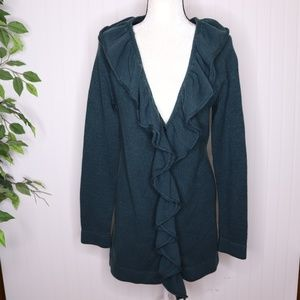 The Limited Duster Cardigan Size Lg